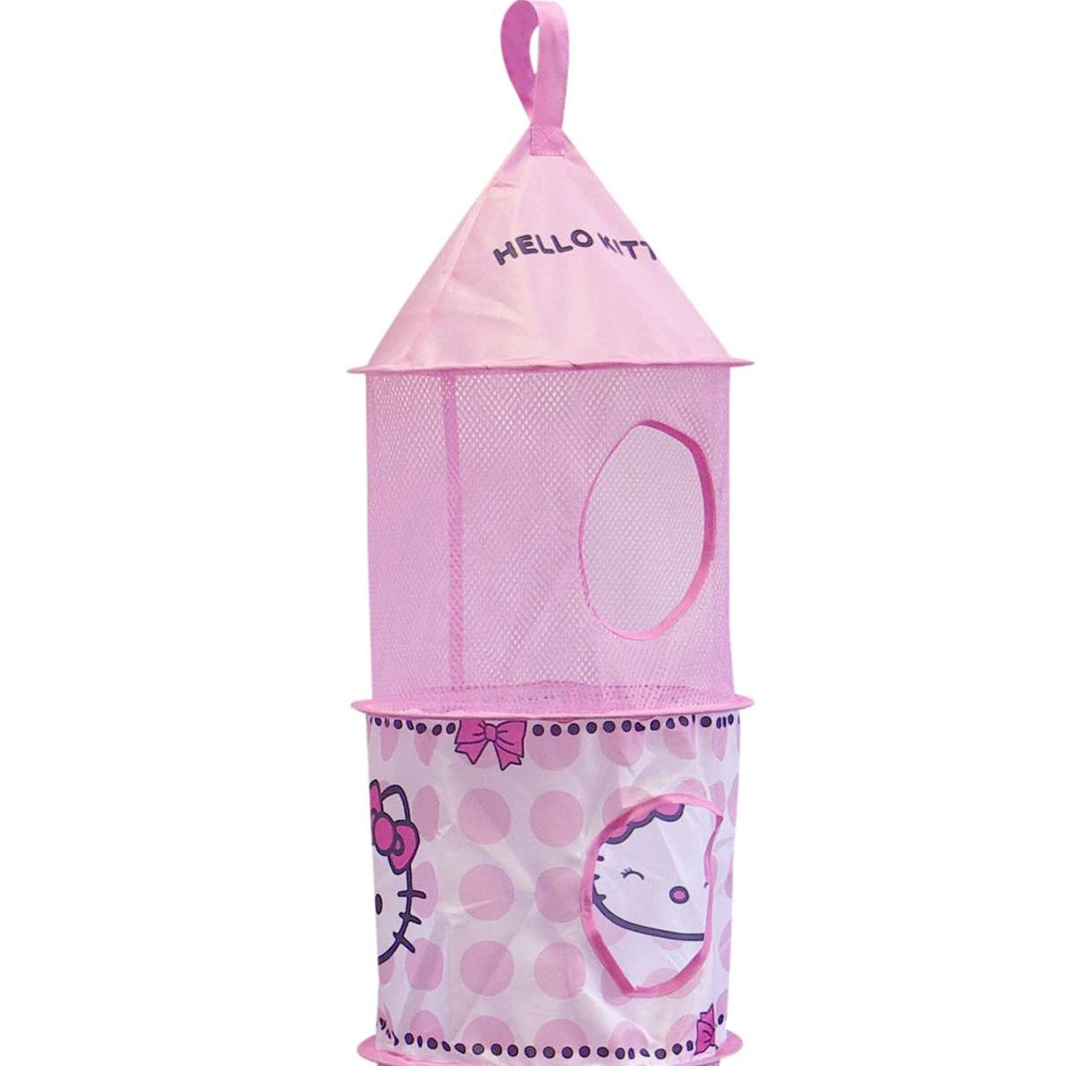 Hello Kitty Opbergrek.Storage Rack Girls Pink