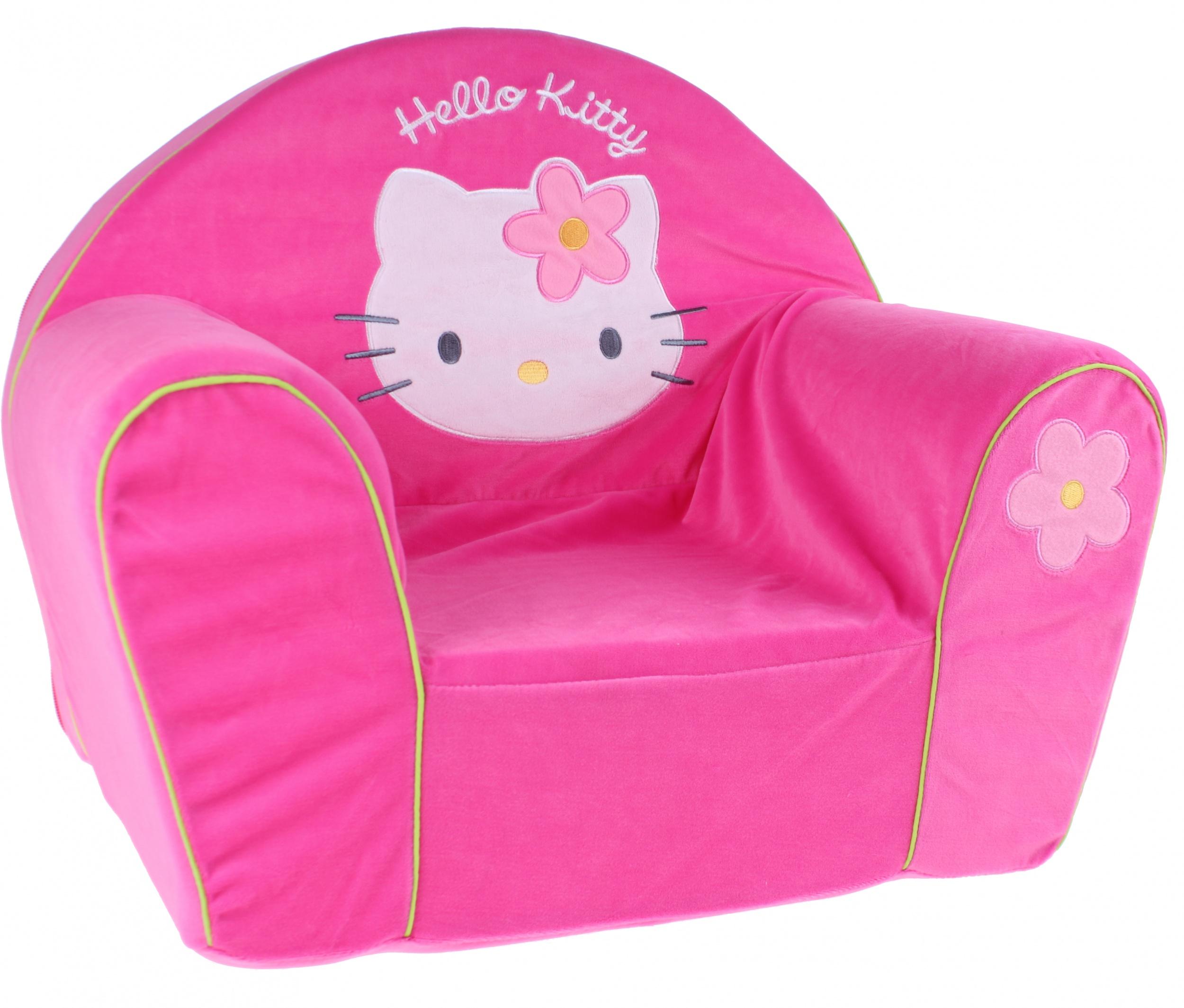 Hello Kitty Chair Girls Pink 52 X 33 X 42 Cm Internet Toys