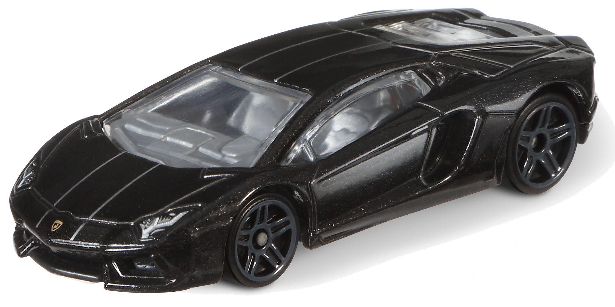 Hot Wheels Sports Car Lamborghini Aventador Black 7 Cm Internet Toys