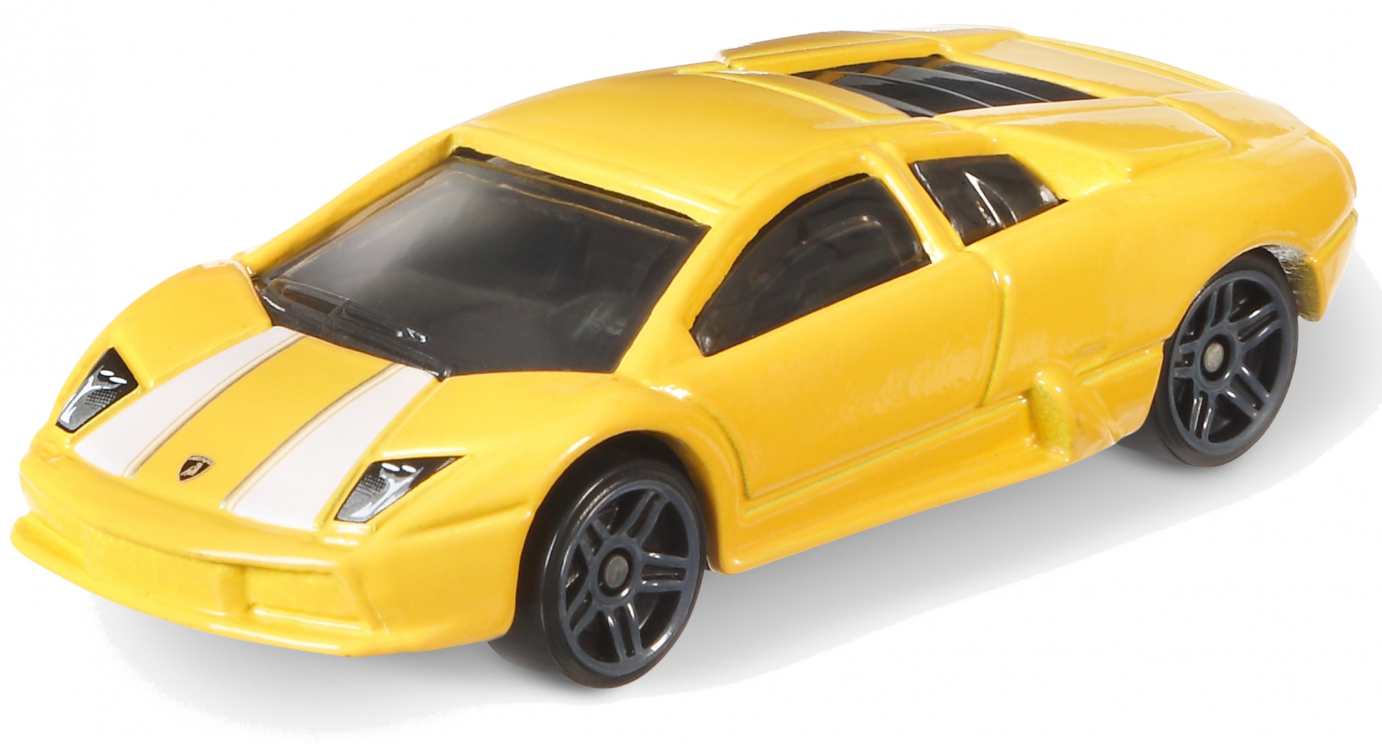 Hot Wheels Sports Car Lamborghini Murcielago Yellow 7 Cm Internet Toys