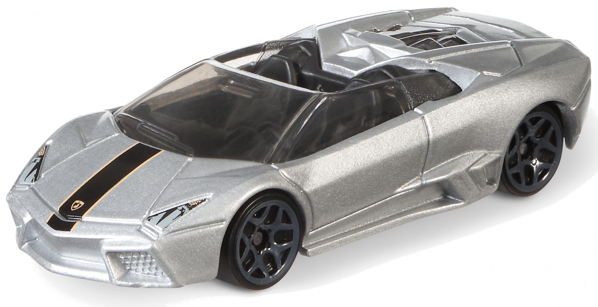 Hot Wheels Sportauto Lamborghini Reventon Grijs 7 Cm Internet Toys