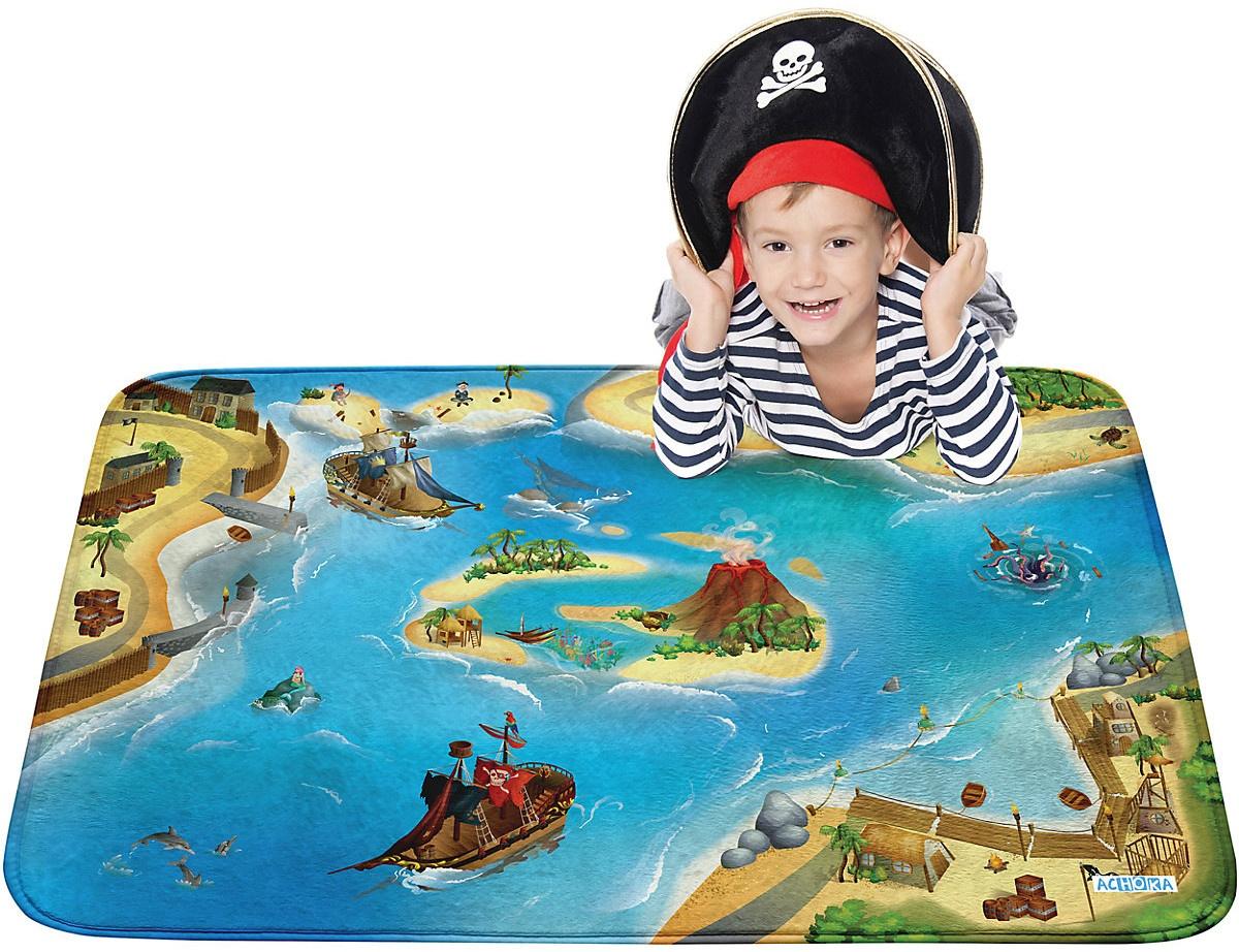 Pirate Achoka Tapis de Jeux