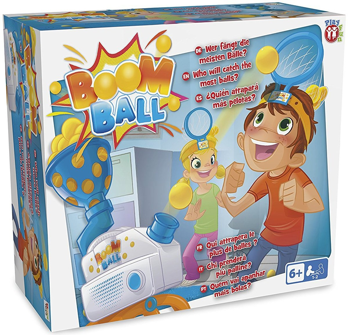 Boom Ball Spiel