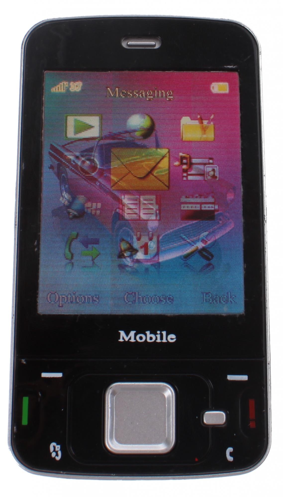 b6cdc5110a8 mobiele speelgoed telefoon zwart 13 x 5.5