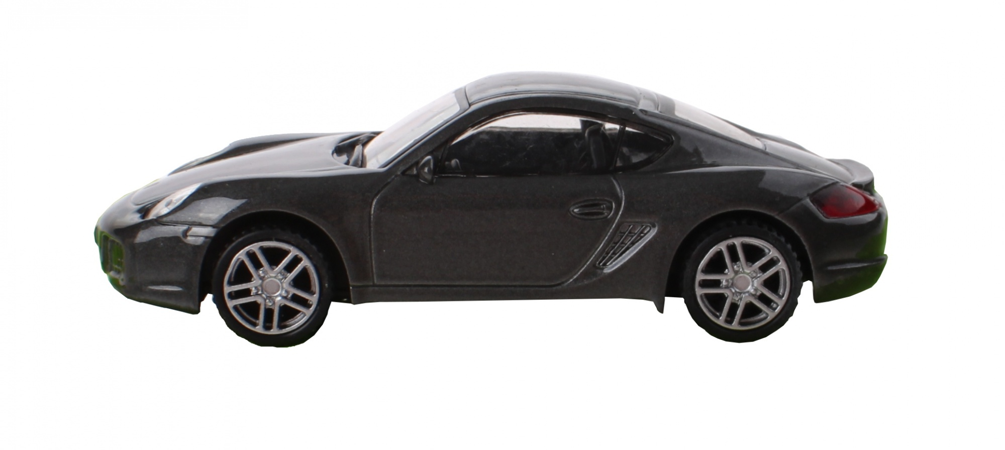 Jonotoys Sportauto Porsche Cayman S Grijs 10 Cm Internet Toys