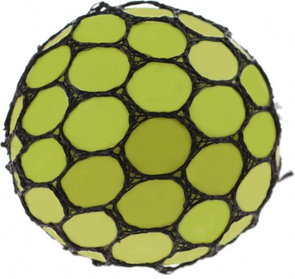 c150c741b11 stress ball Mesh small yellow 5 cm