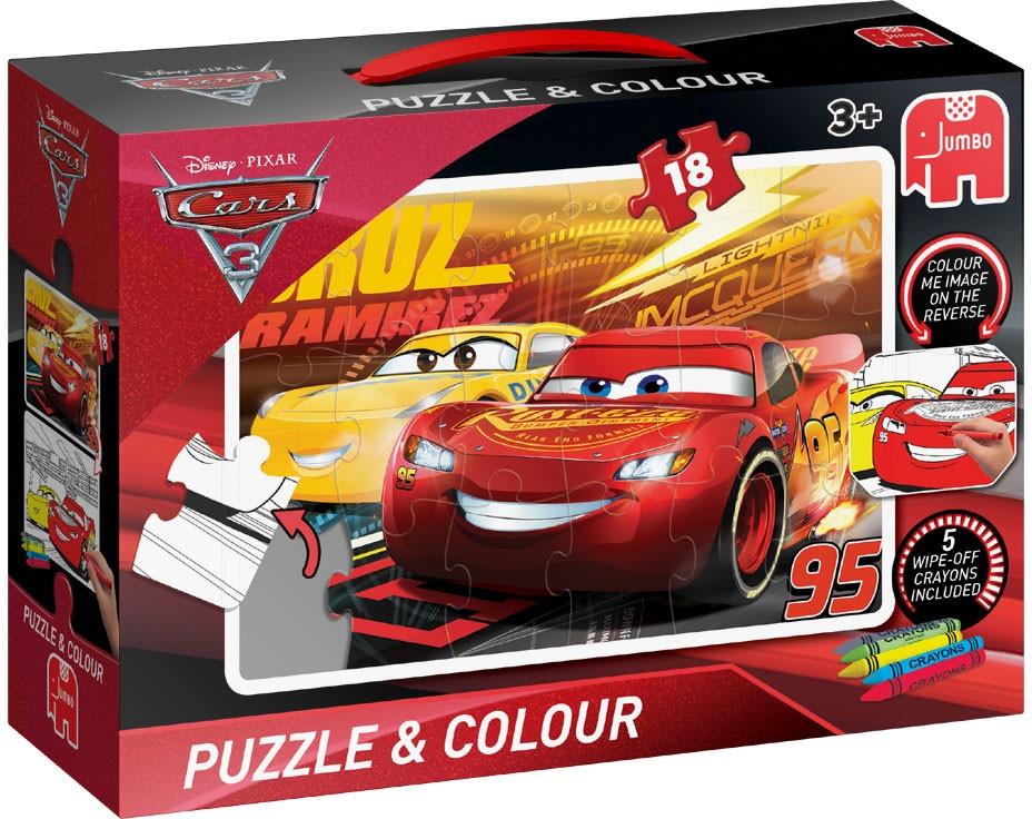 Kleurplaten Lego Cars.Jumbo Coloring Page Disney Cars 23 Piece Internet Toys