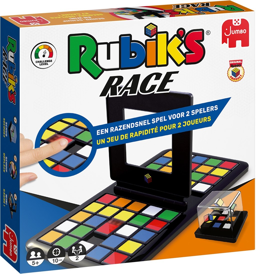 Rubiks Race Jumbo