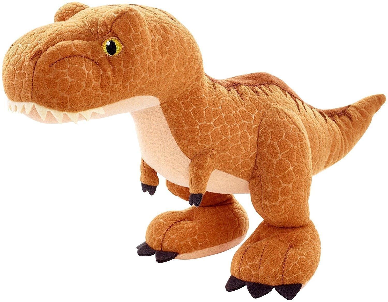 Jurassic World Kuscheltier Dinosaurier Plüsch Braun 34 Cm Internet
