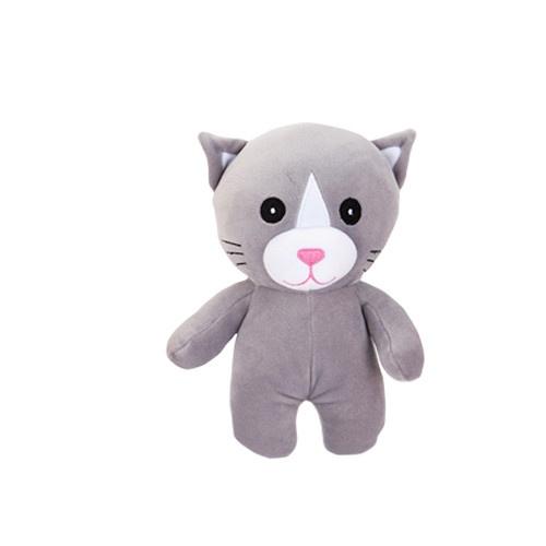 393e6bb817d1 Kamparo plush toy Cat 24 cm junior grey - Internet-Toys