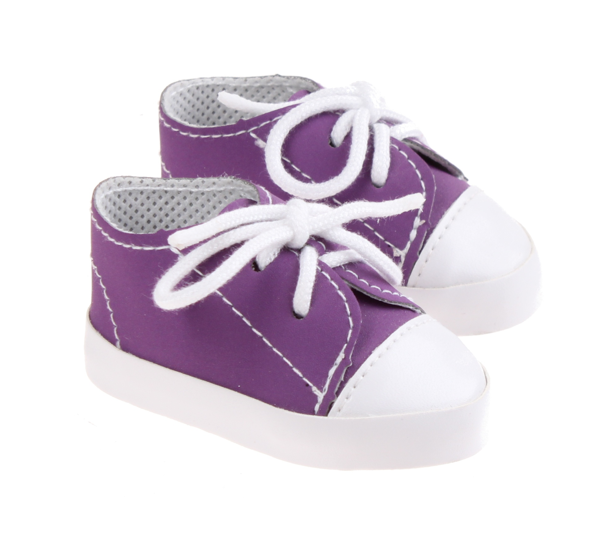 bbd5227934405 doll shoes purple for doll of 39/41 cm