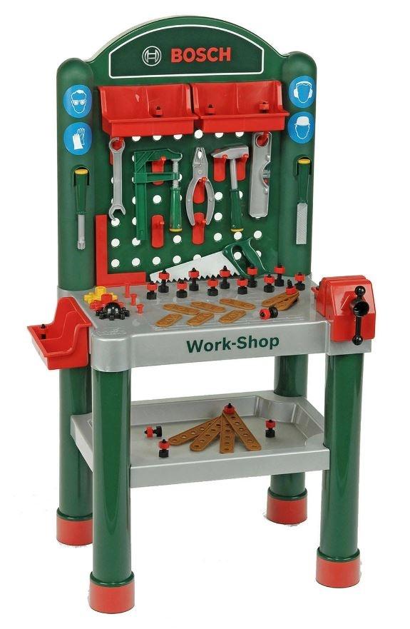 Klein Bosch werkbank 79-delig - Internet-Toys