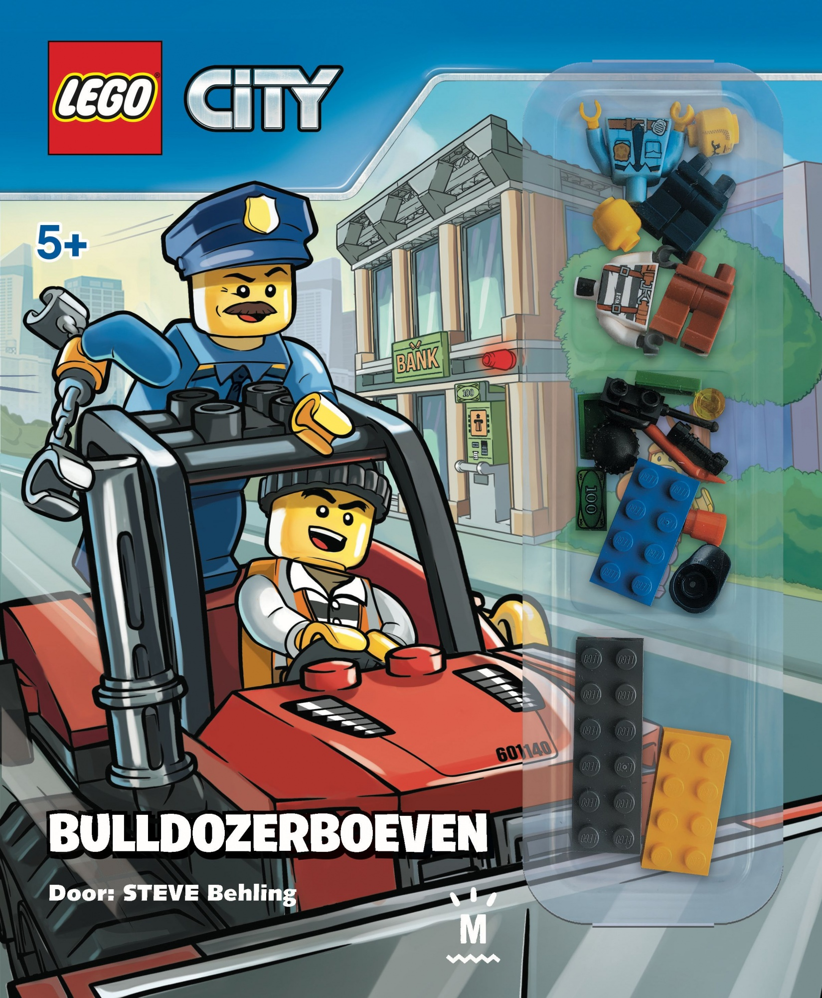 Lego City Bulldozerboeven Book Internet Toys