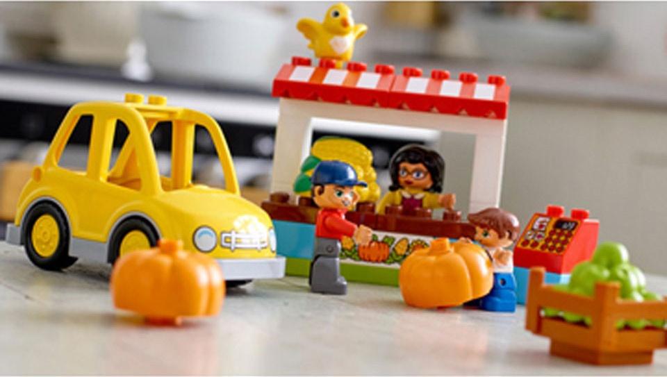 ef6d3cda6334f LEGO DUPLO : Farmers market (10867) - Internet-Toys
