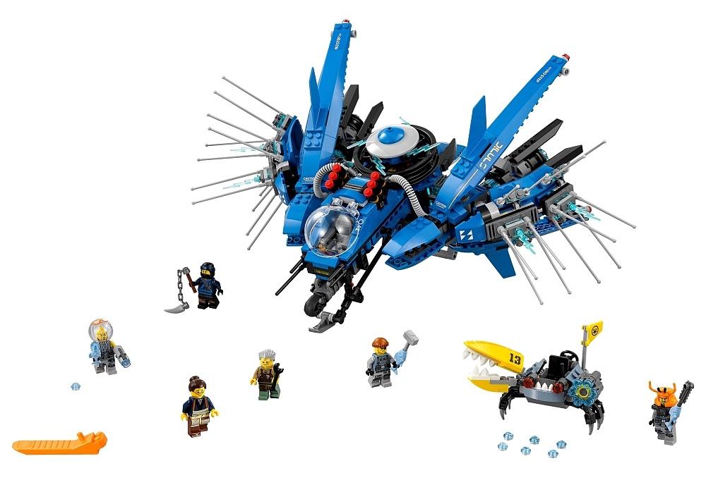 NinjagoJet Lego NinjagoJet Lego De De Foudre70614Internet Foudre70614Internet Toys WEHIeD2Y9