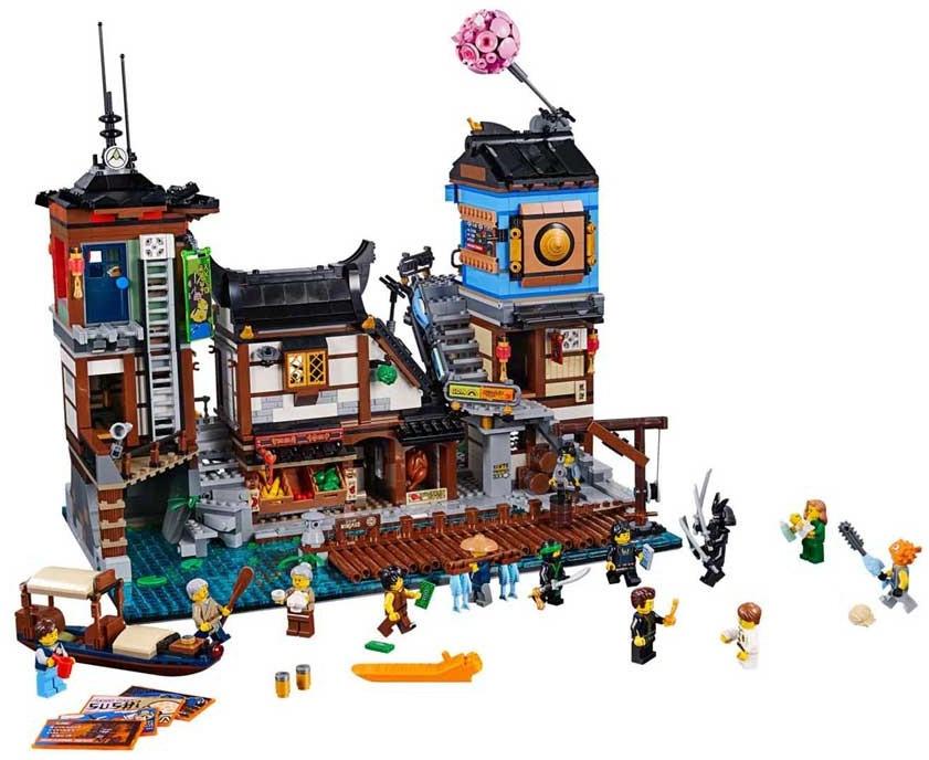 Ville70657Internet Toys Lego La De NinjagoPort qzpVMSU