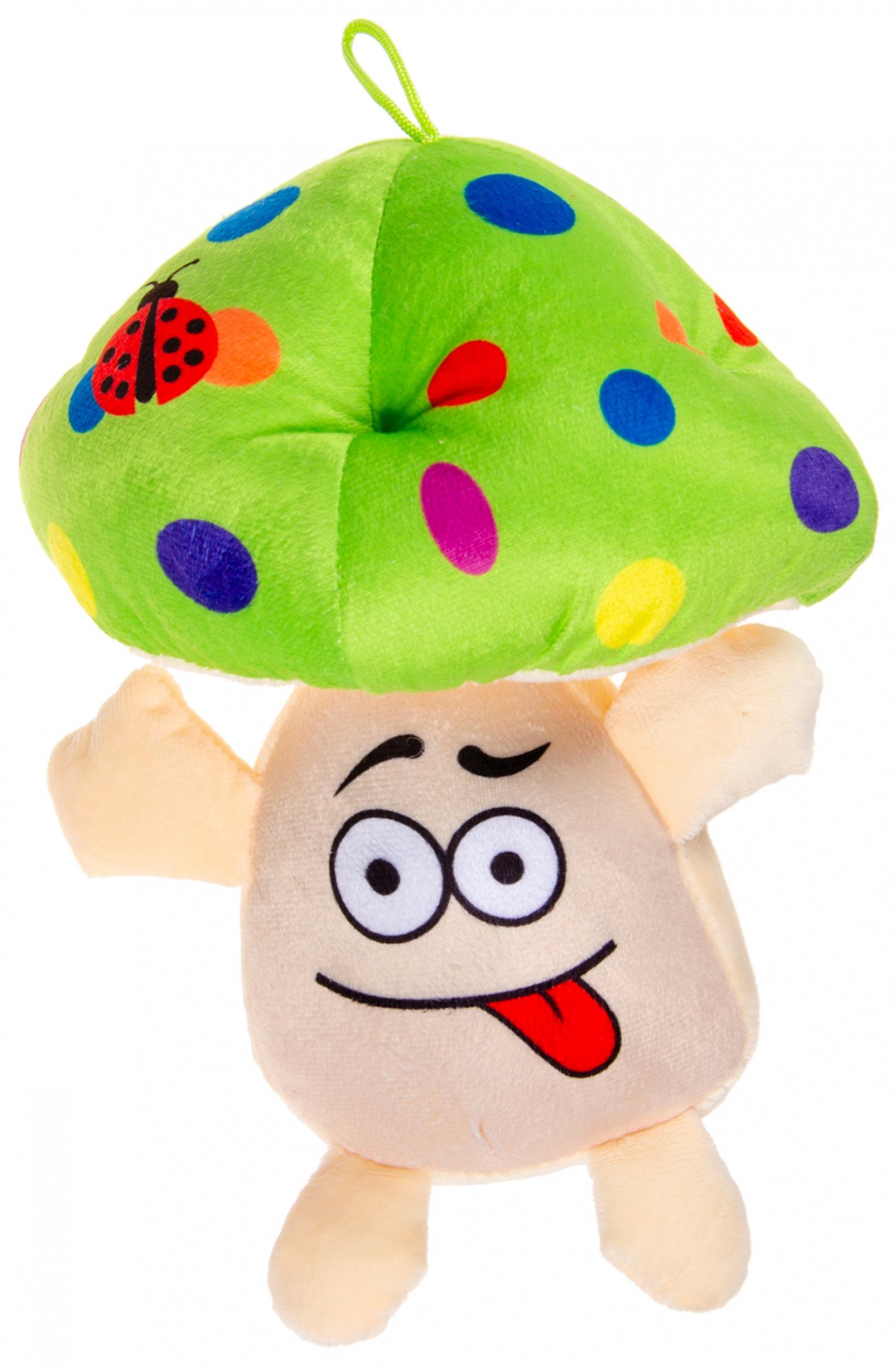 Lg Imports Cuddly Toy Mushroom 26 Cm