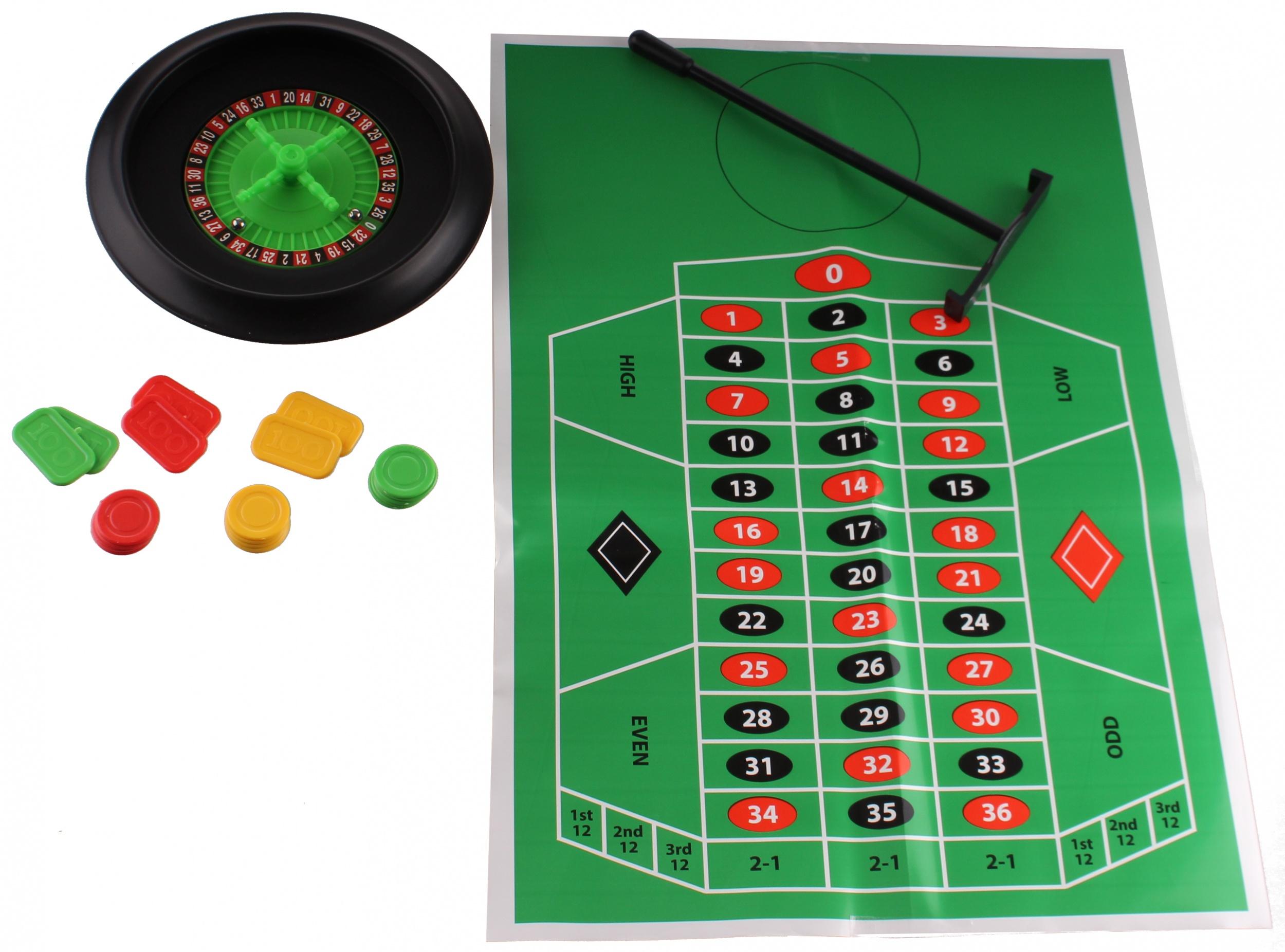 Roulette Farbe