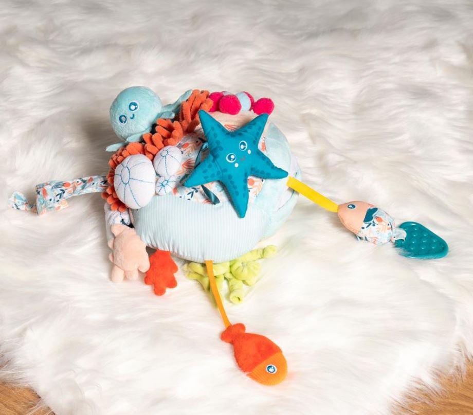 Miniland activity toy coral reef 20 x 17 cm cotton ...