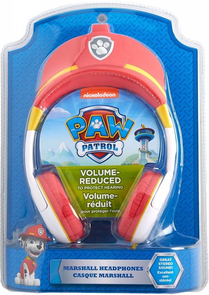 Paw Patrol Red Headphones
