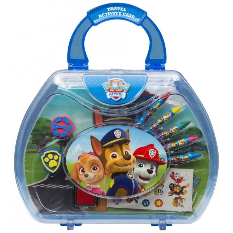 Paw Patrol junior 10-piece colour suitcase
