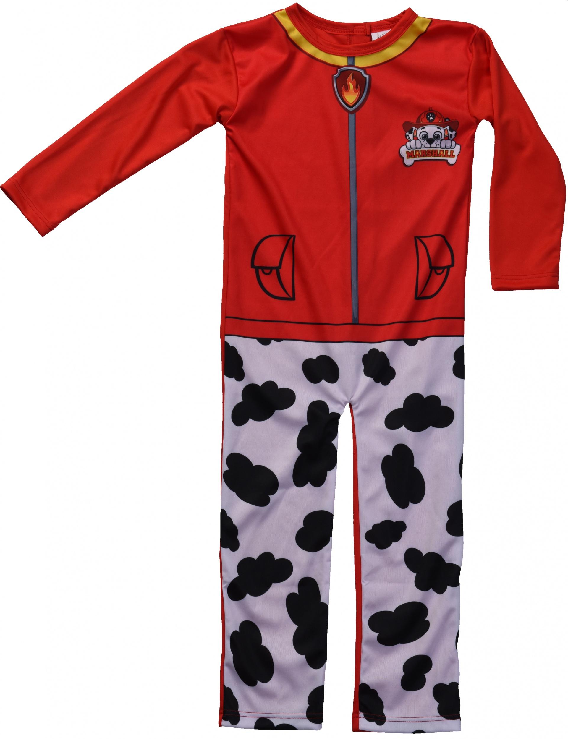Paw Patrol onesie Marshall red junior 5-6 years