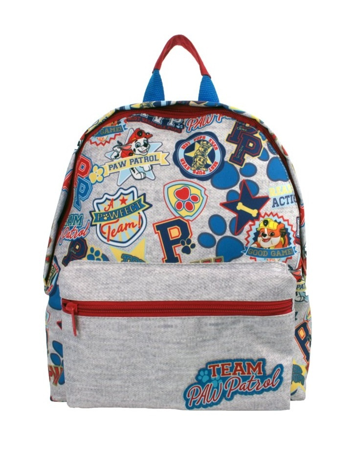 78393b13fc5 Nickelodeon backpack Paw Patrol mini Roxy 8 liter grey - Internet-Toys
