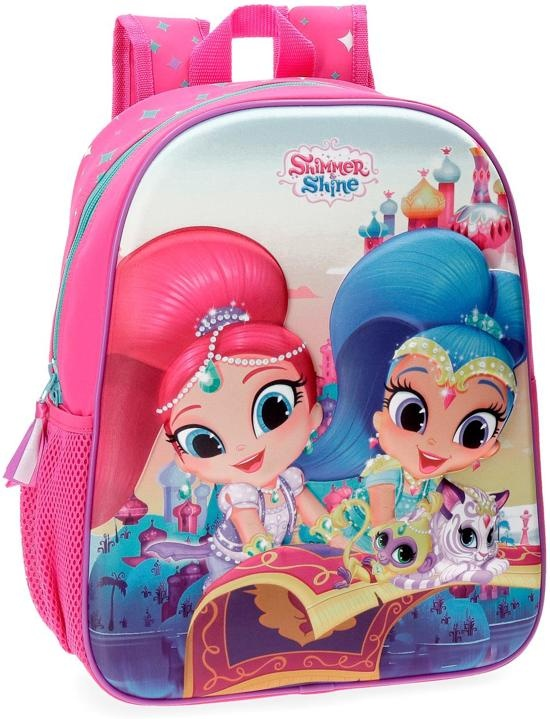 Shimmer and Shine Trainer Bag Gym Tote School Travel  Swim Bag