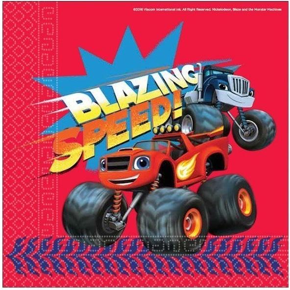Nickelodeon Blaze Pare-Soleil pour voiture pare-soleil pour gar/çon