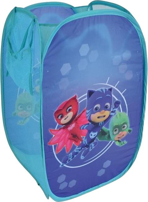 54605ba72fb Disney laundry basket PJ Masks 60 x 35 cm blue - Internet-Toys