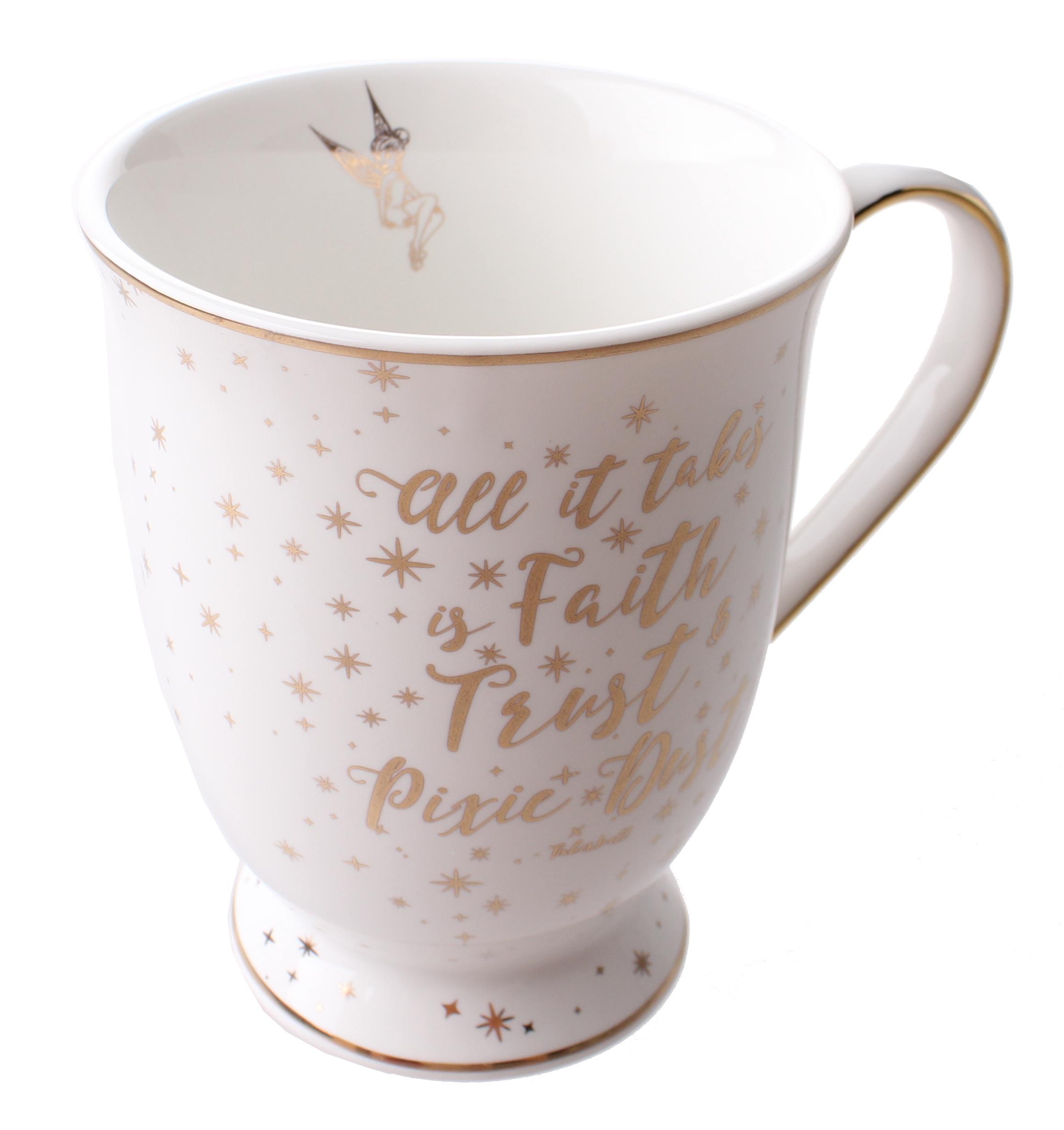 mug Disney Tinker Bell 300 ml white