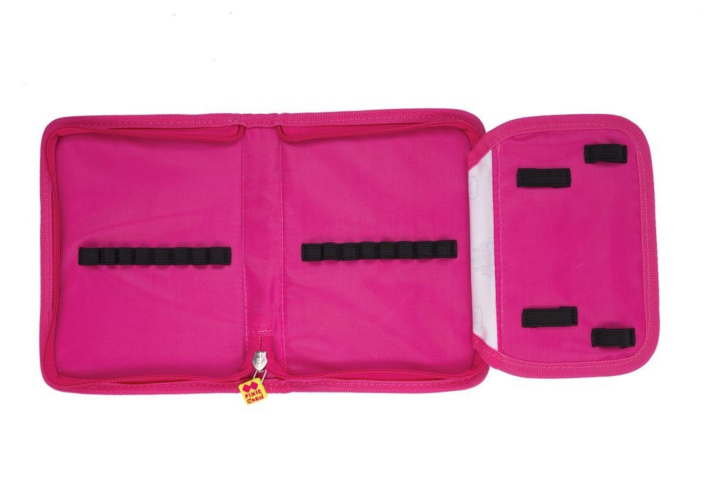 d833b6434 Pixie crew pouch with pixels Hello Kitty 19 cm pink - Internet-Toys