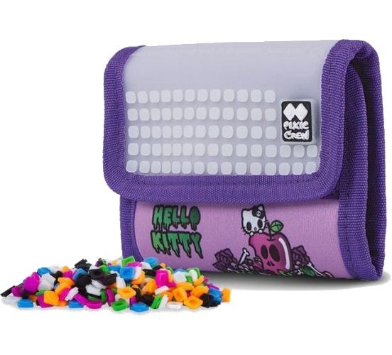 62f5f12c2 Pixie crew wallet with pixels Hello Kitty 13 cm purple. Brand: Pixie crew. Free  bracelet Pixie crew wallet with pixels Hello Kitty 13 cm purple