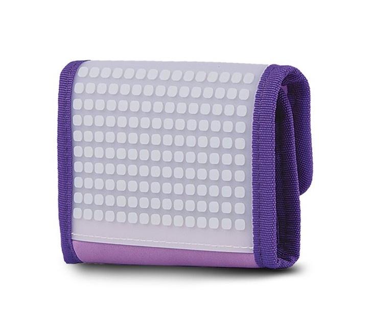 346bdb67a Pixie crew wallet with pixels Hello Kitty 13 cm purple - Internet-Toys