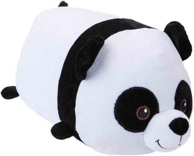 PMS peluche panda Oh So Soft30 cm noir/blanc - Internet-Toys