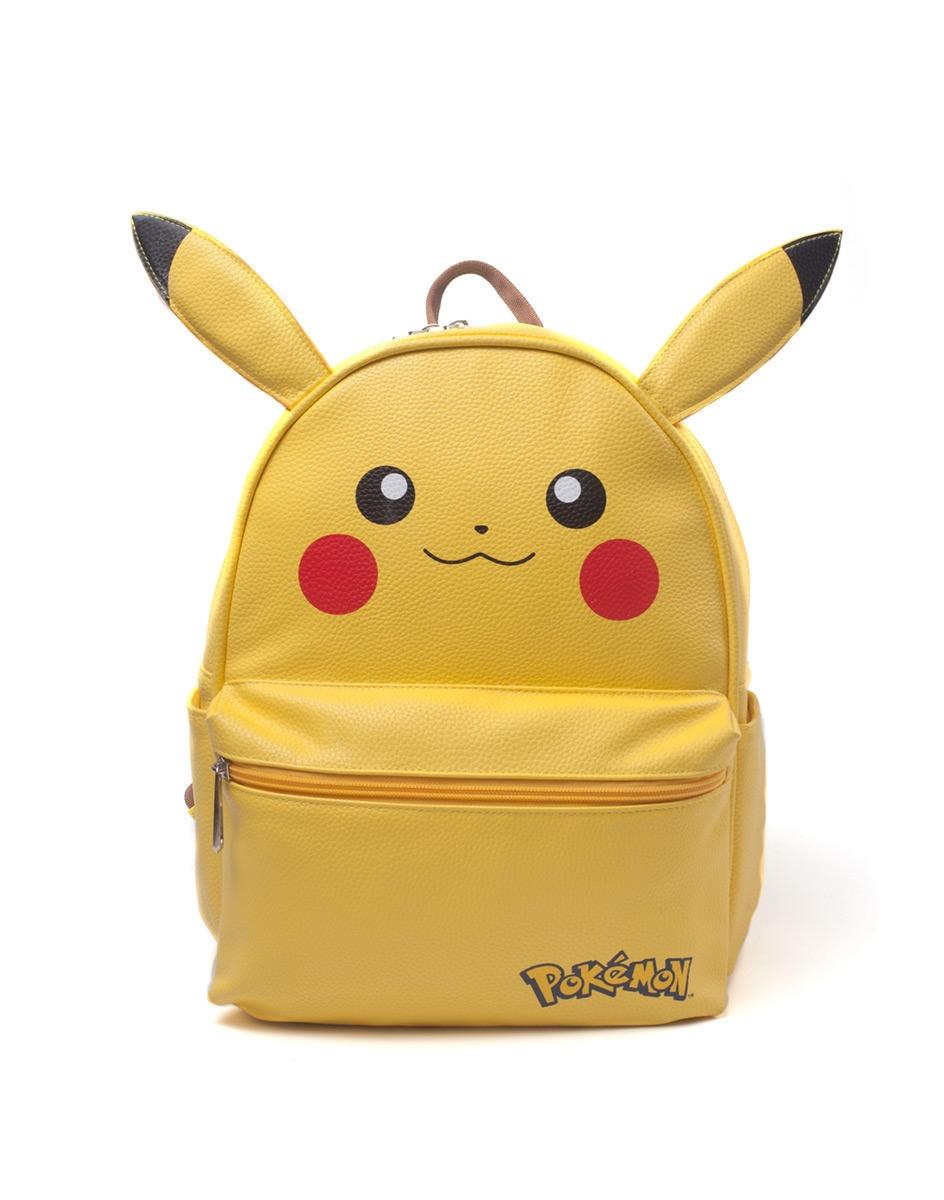 a3cdd67320f Pokémon rugzak Pikachu 5,5 liter geel - Internet-Toys