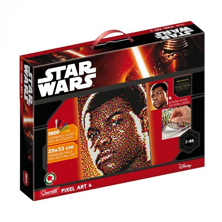 Star Wars Pixel Photo Finn 5800 Pcs