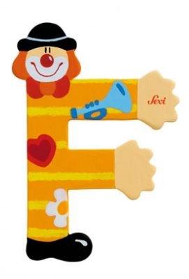 Clown U Sevi Letters
