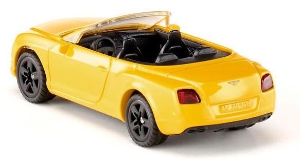 Blechspielzeug Super Siku 1507 Bentley Continental Gt V8 Convertible Neu Auto Modellauto Auto- & Verkehrsmodelle