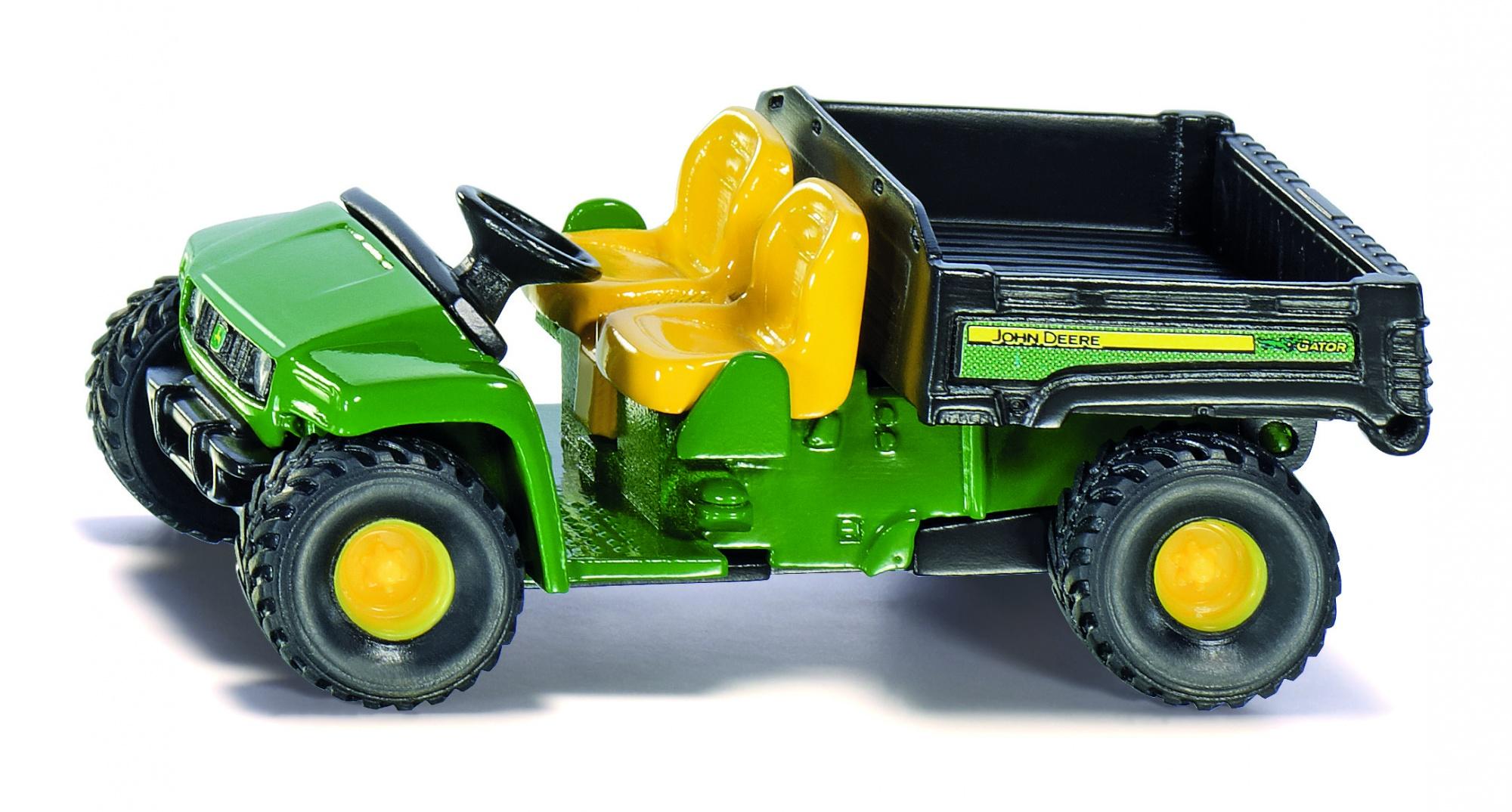John Deere Gator >> John Deere Gator Green 1481