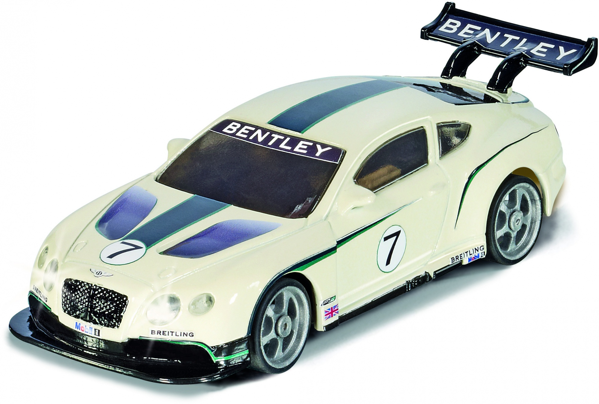 daae99a91 Racing : Bentley Continental GT3 with remote control white (6827)