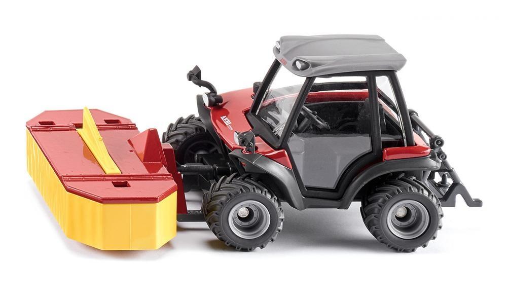 tractor Aebi TerraTrac TT211 plastic/aluminum tractor (3068)