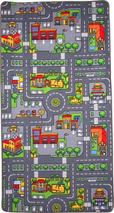 small foot traffic duoplay rug 165 x 100 cm internet toys. Black Bedroom Furniture Sets. Home Design Ideas