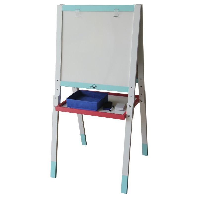 Sunny Fresh Art Easel 58 X 56 X 119 Cm White Blue Internet
