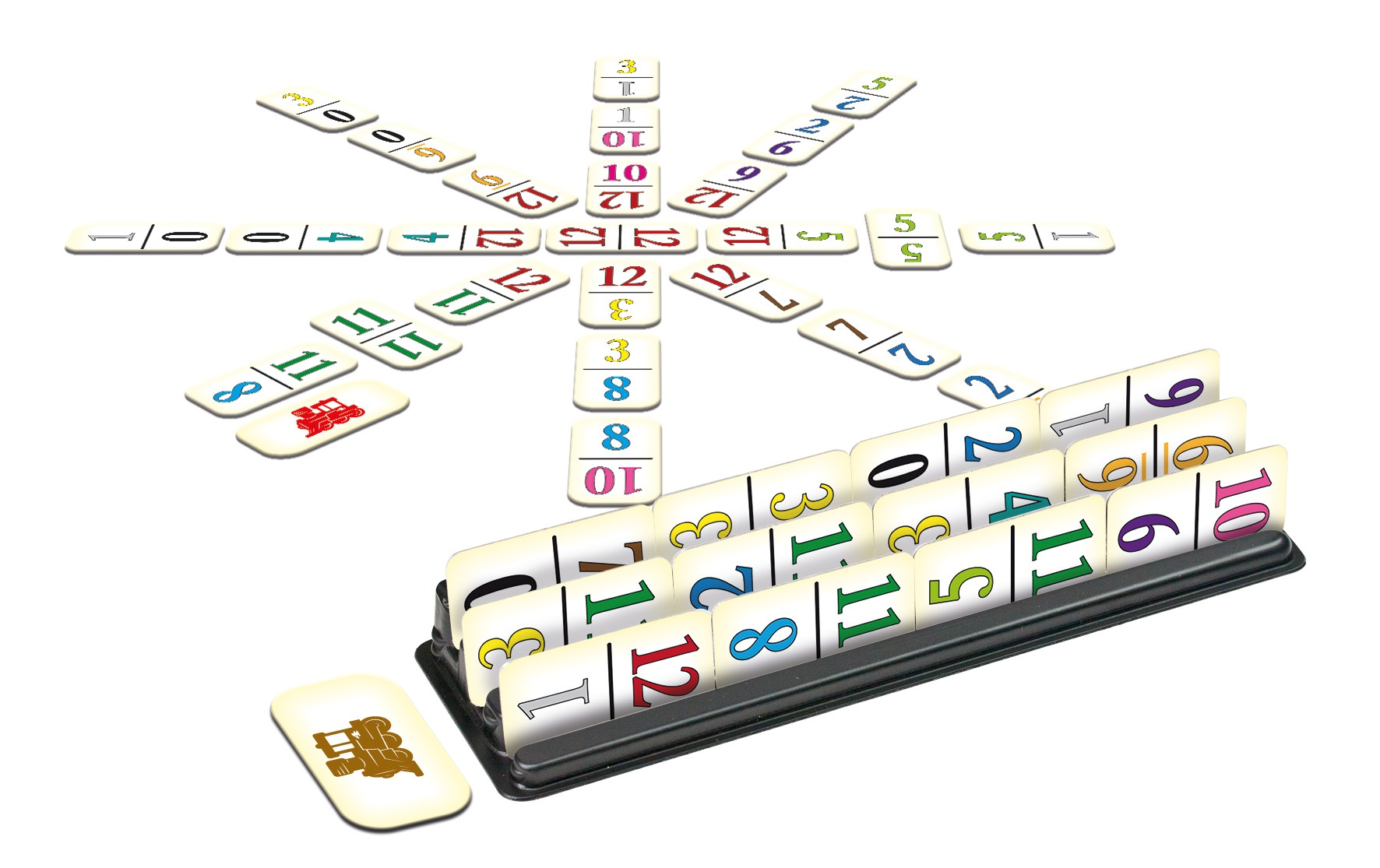 Mexican Train Regeln