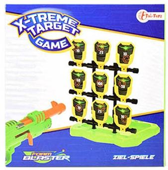 Foam Blaster X-Treme Target shooting game