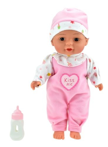 wholesale dealer 33a10 37a52 Lying baby doll with bottle 30cm