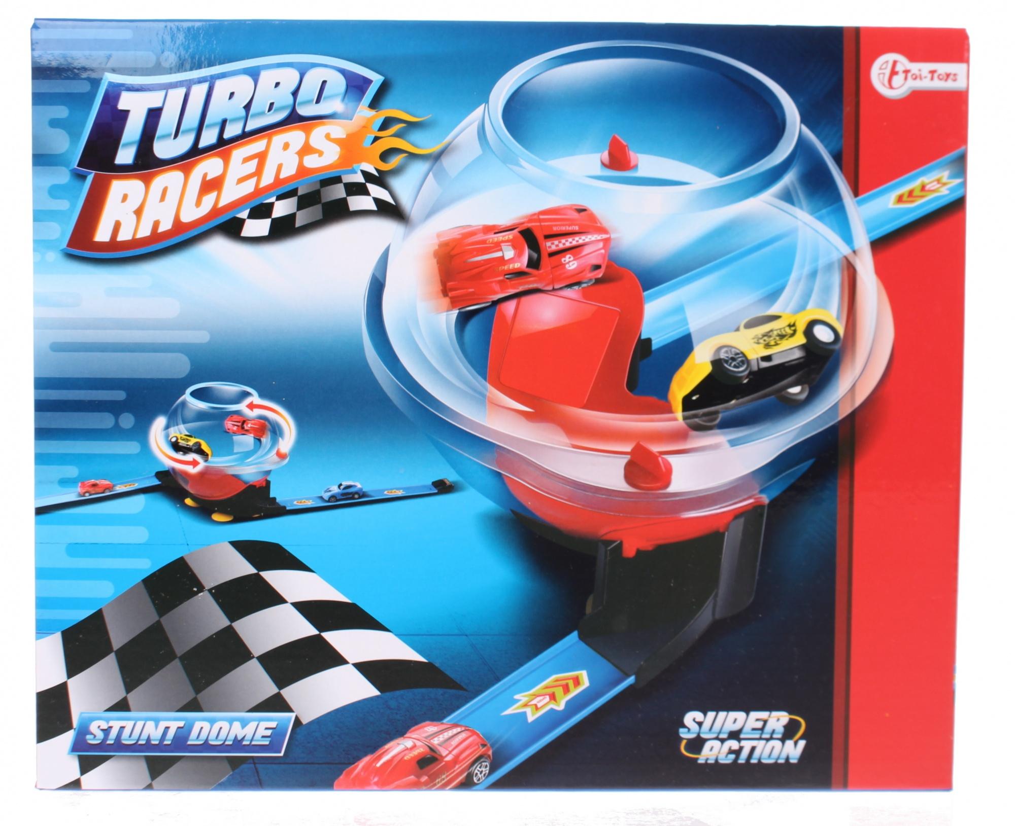 racecourse Stunt Dome Turbo Racers
