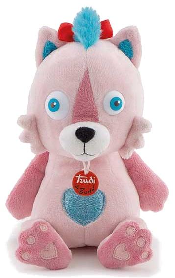 73ff1cbfcd005e Trudi by Bund cuddly cat Pina 20 cm pink - Internet-Toys