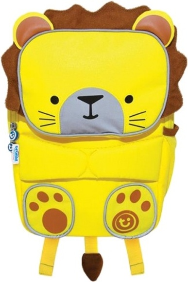 c443a3416a1e Trunki backpack lion yellow waterproof 5 liter - Internet-Toys